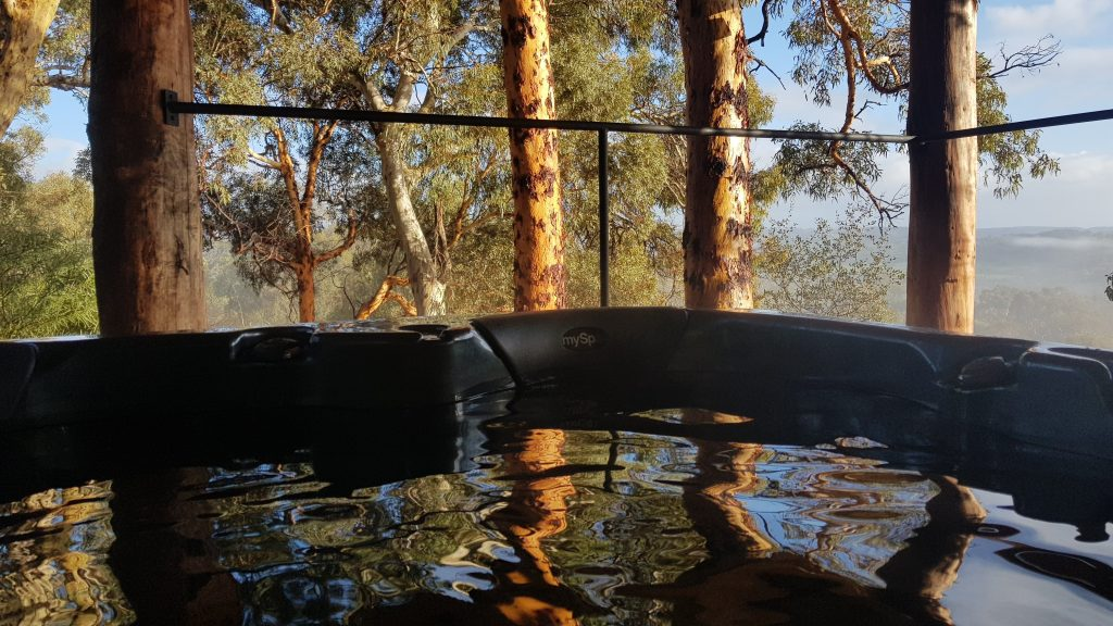 chittering valley bush romance